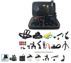 Unopened 26 piece accessory kit for GoPro and compatible cameras for Sale in Miami Beach, FL