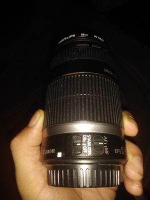 Canon zoom lense for Sale in Escondido, CA