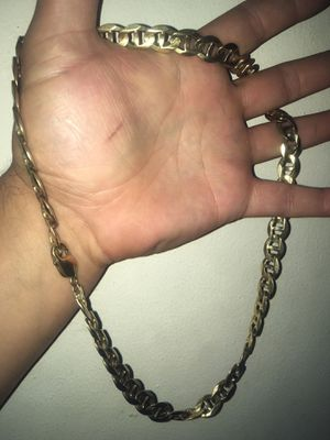 gold 10k chain (78 grams) for Sale in Federal Way, WA