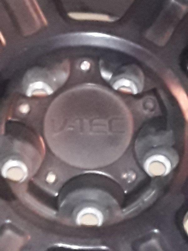 5 Vtec 17 inch rims