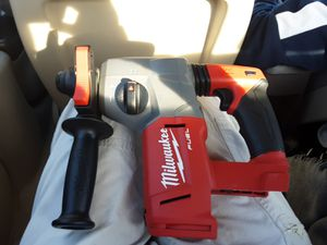 Milwaukee sds hammer drill for Sale in Savannah, GA