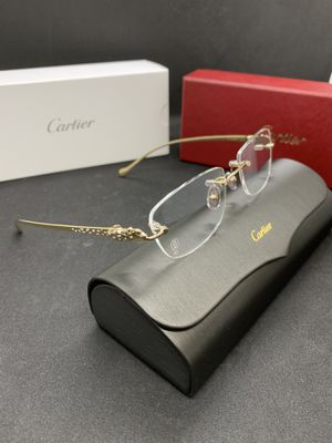 Cartier panther glasses 100% authentic for Sale in Queens, NY