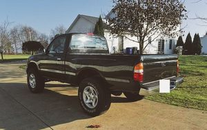 I'm selling my '01 Toyota Tacoma! for Sale in Huber, GA