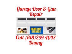 Gates & Garge Doors Repair for Sale in Los Angeles, CA