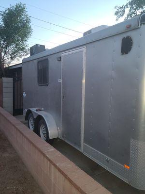 Enclose trailer 7x16 for Sale in Phoenix, AZ