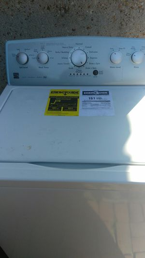 Kenmore large capacity washer for Sale in St. Louis, MO