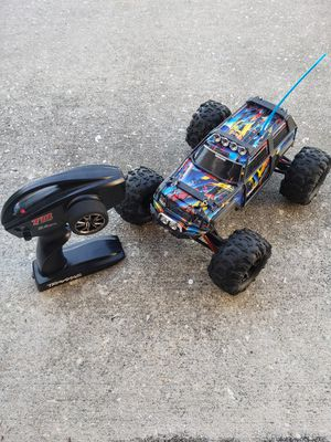 Traxxas summit 1/16 brushed for Sale in Patrick Air Force Base, FL