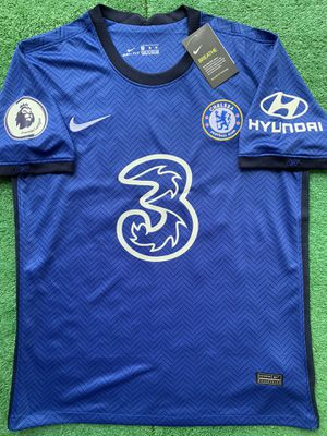 2020/21 Chelsea FC soccer jersey Havertz for Sale in Raleigh, NC