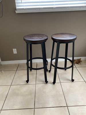 "Ashley Furniture Barstools 30"" for Sale in St. Petersburg, FL"