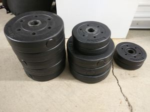 Gym weights for Sale in Belfair, WA