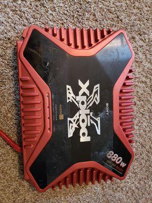 Sony 880w amplifier for sale. Make a reasonable offer for Sale in Salt Lake City, UT