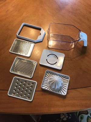 Cheese grater - BRAND NEW for Sale in Orlando, FL