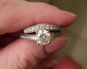 Wedding Ring Set for Sale in Brentwood, TN