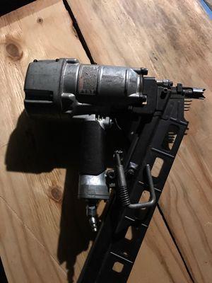 Hitachi framing nail gun for Sale in San Diego, CA