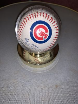 Cubs ball for Sale in Chicago, IL