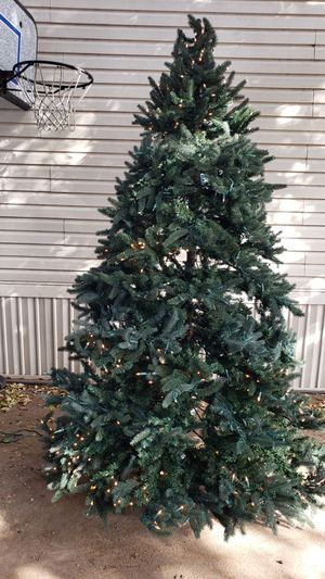 Tall Christmas tree for Sale in Fort Worth, TX