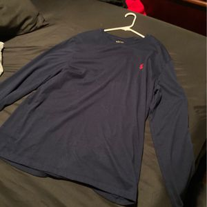 ralph lauren long sleeve for Sale in Hutto, TX