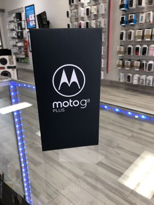 Moto g8 plus unlocked 64GB for Sale in Sanford, FL