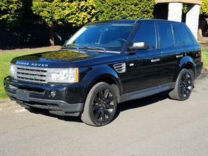 2009 Land Rover Range Rover Sport for Sale in Portland, OR