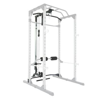 Rack and cable machine - home gym for Sale in Lincoln, RI