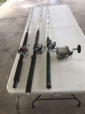 Penn reels and rods for Sale in Ocala, FL