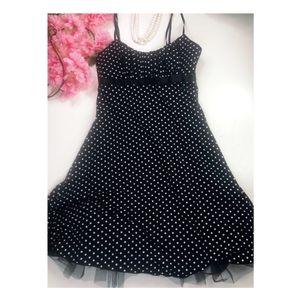 Retro Polkadot Dress w/Petticoat for Sale in Irving, TX