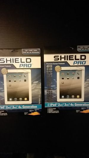 Shield Pro screen protector for iPad 2nd/ 3rd/ 4th generation for Sale in Baltimore, MD