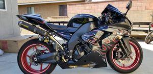 2007 Kawasaki ZX10 7200 miles like new $6000 obo for Sale in West Covina, CA