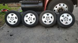 tire with rims for honda accord 2003, 15-5 lugs for Sale in Lancaster, PA
