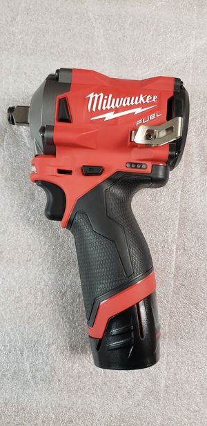 "Milwaukee M12 Fuel 1/2"" Impact Wrench **$180 FIRM** for Sale in Phoenix, AZ"