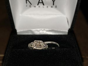 Engagement Ring & Wedding Band for Sale in Colorado Springs, CO