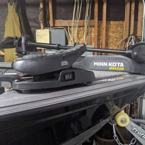 Minn Kota Trolling Motor And Batteries for Sale in Sumner, WA
