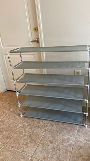 Shoe rack for Sale in Tallahassee, FL