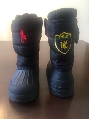 Kid's Snow Boots Size 3 for Sale in FL, US