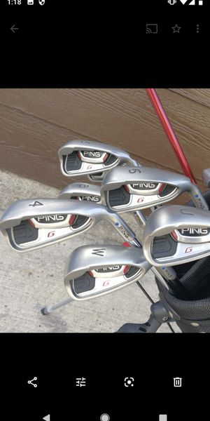 Ping golf set $500 for Sale in Chicago, IL