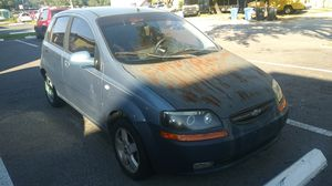 2007 CHEVY AVEO5 PARTS for Sale in Tampa, FL