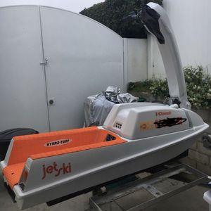 Kawasaki Stand Up Jetski for Sale in Mission Viejo, CA