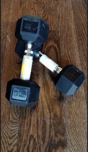 15 lbs Weights | dumbbells for Sale in Westfield, MA