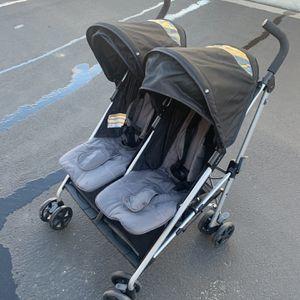 Evenflow Minno Twin Double Stroller for Sale in Las Vegas, NV