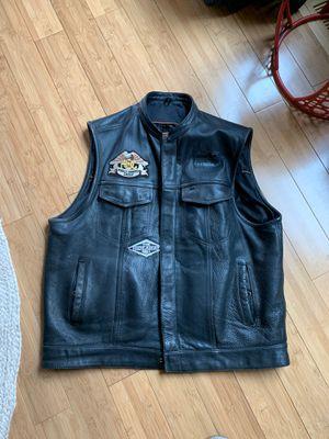 Motorcycle vest Men's XXL for Sale in Arvada, CO