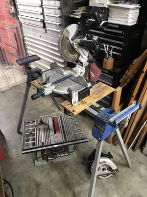 **Power Tools** BUNDLE!! for Sale in Bothell, WA