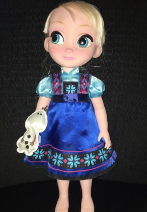Elsa Frozen Doll ❄️ for Sale in Los Angeles, CA
