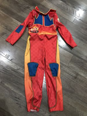 Lightning McQueen costume size 4/5 for Sale in Bonney Lake, WA