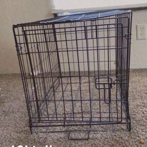 dog cage for Sale in Chickasha, OK