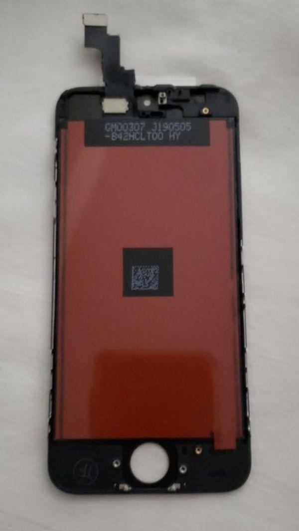 apple iphone 5s lcd back cover rosegold for sale in. Black Bedroom Furniture Sets. Home Design Ideas