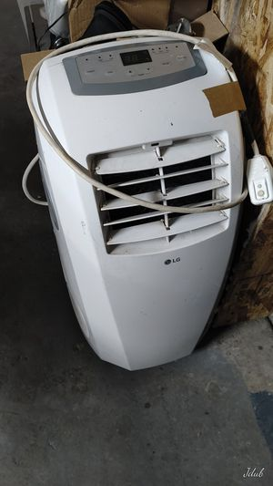 LG LP0910WNRY2 portable air conditioner for Sale in Phoenix, AZ