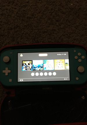 Nintendo switch lite for Sale in MD, US