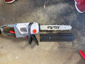 Electric chainsaw for Sale in Baldwin Park, CA