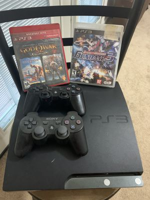 PS3 110gb for Sale in Arnold, MO