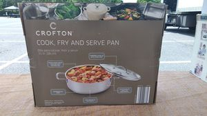11 in Cook, Fry, and Serve Pan - Crofton for Sale in Frederick, MD